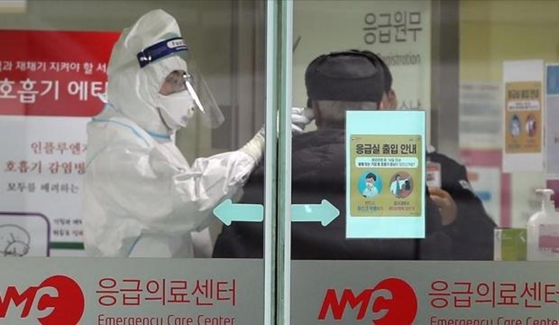 Güney Kore'den koronavirüs kampanyası