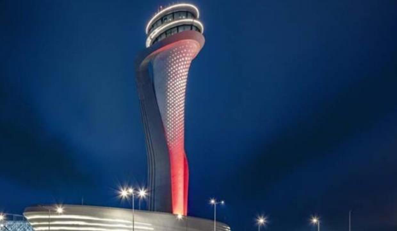 İstanbul Havalimanı dünyada en fazla gelişme gösteren 2. havalimanı oldu