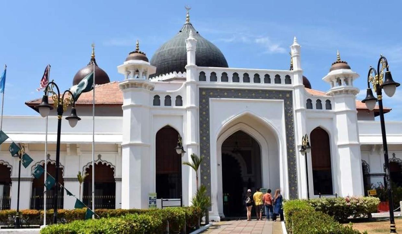 Malezya'nın dünya mirası değeri: Kapitan Keling Camisi