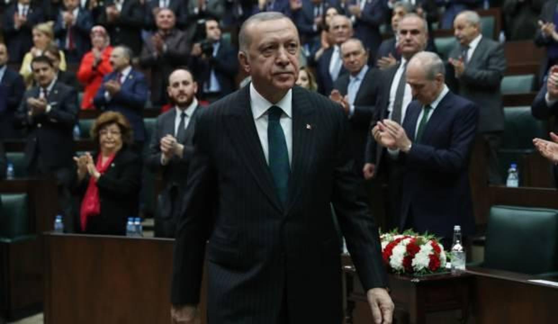Cumhurbaşkanı Erdoğan'dan kadınlar günü mesajı