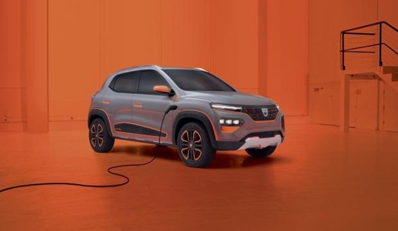 Dacia, ilk tam elektrikli otomobili Spring Electric'i tanıttı