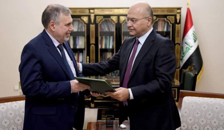 Irak'ta hükümet krizi: Muhammed Tevfik Allavi çekildi