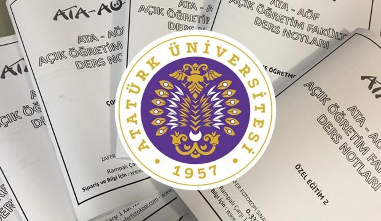 ATA AÖF sınavları ertelendi! Atatürk Üniversitesi Açık Öğretim  vize sınavları ne zaman?