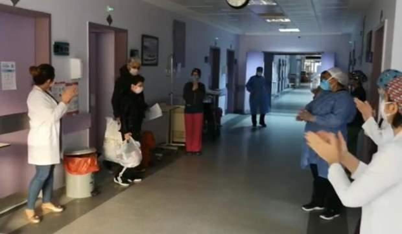 Erzurum'da korona tedavisi gören 30 hasta daha taburcu oldu