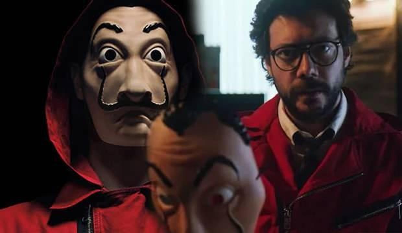 La Casa De Papel 4. yeni sezonda da hiç kimseyi şaşırtmadı!