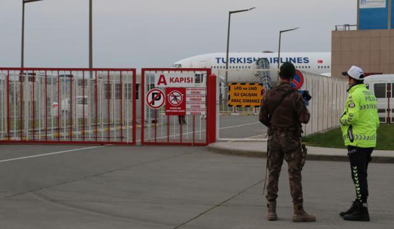 314 Türk vatandaşı Suudi Arabistan'dan getirildi
