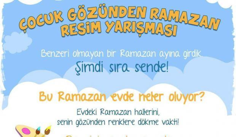 AK Parti İstanbul Kadın Kolları'ndan çocuklar için resim yarışması