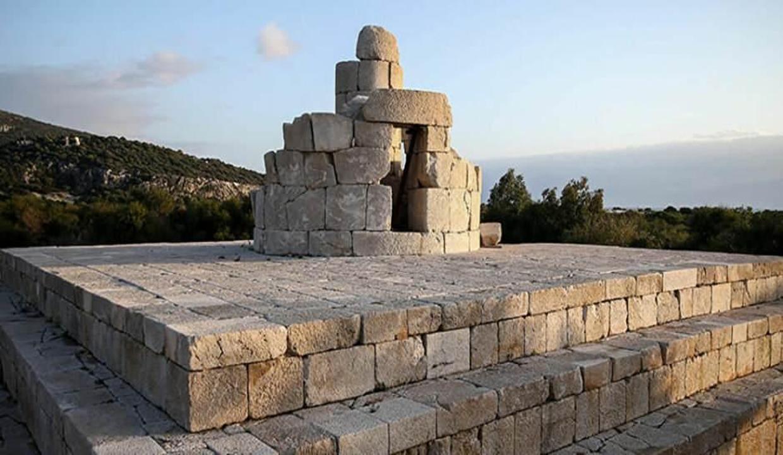 Patara Neron Deniz Feneri 1968 yıl sonra yeniden ışık saçacak