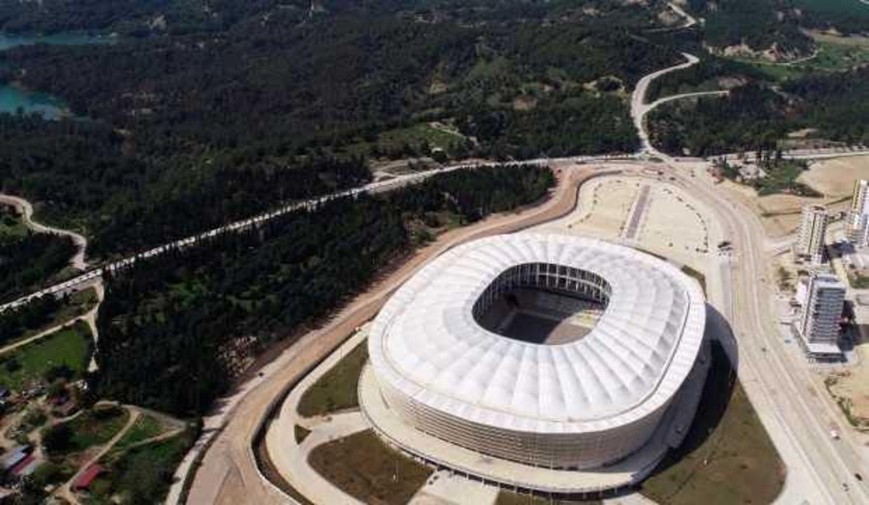 Bakan Kasapoğlu, Yeni Adana Stadı'nın koltuk renklerini açıkladı