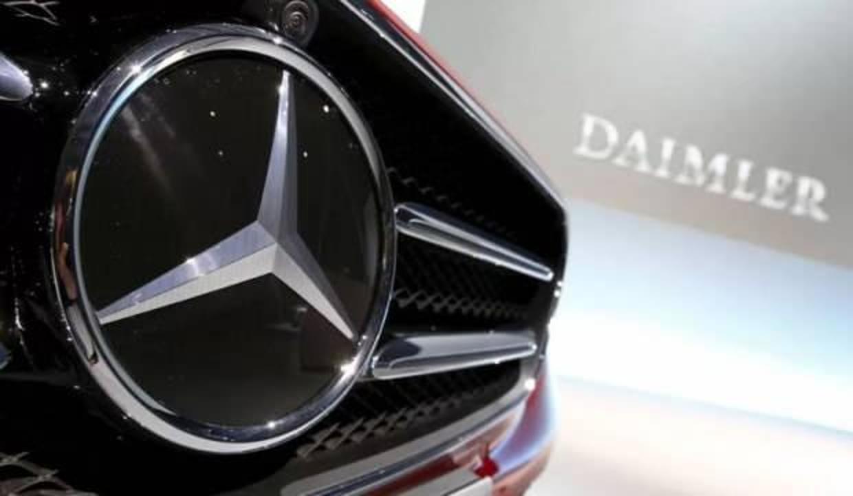 Mercedes'e rekor dizel cezası
