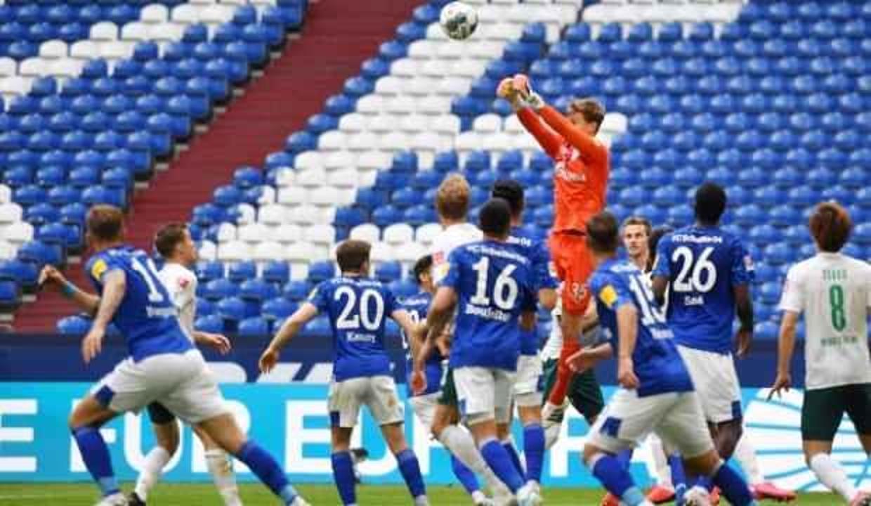 Schalke'nni hasreti 11 maça çıktı