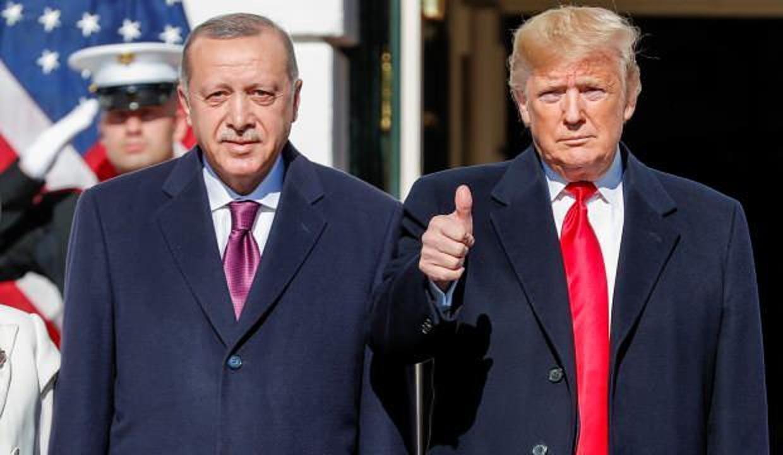 Trump'tan beklenmedik Türkiye açıklaması: Erdoğan ile konuştum! O bana söyledi