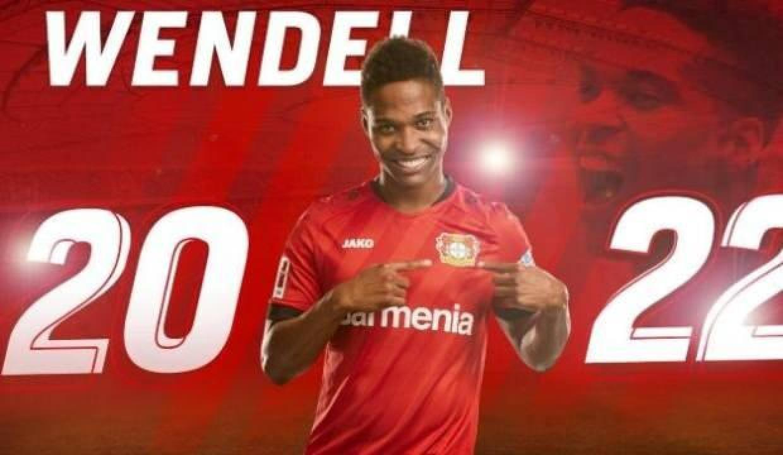 Wendell'den 2 yıllık imza!