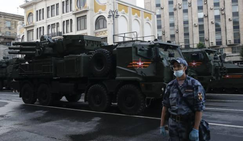 Rusya'nın 'Pantsir'lere yeni füzeler eklediği iddiası