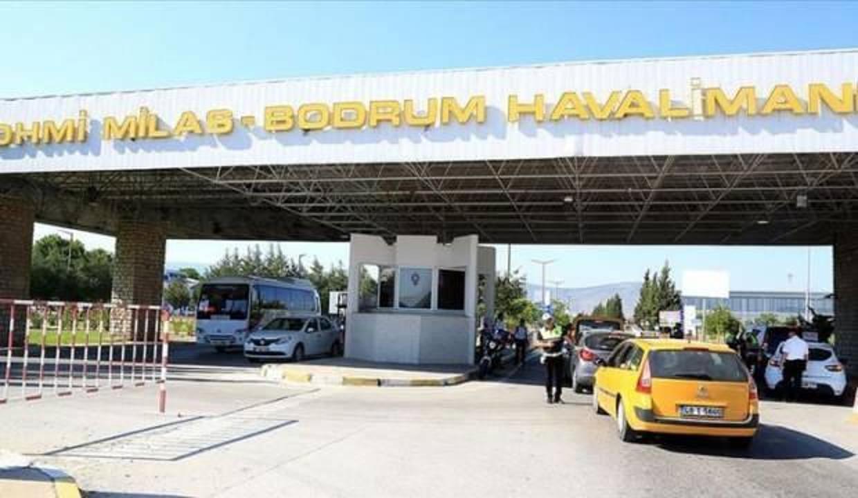 Milas-Bodrum Havalimanı'nda dış hat uçuşları başladı