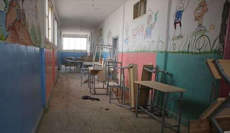 Terör örgütü YPG, Esed'in okullarına el koydu