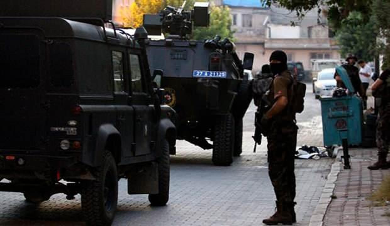 Diyarbakır'da dev terör operasyonu: 45 gözaltı