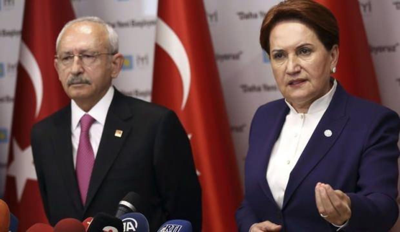 Nedim Şener'den CHP ve İYİ Parti için çarpıcı sözler: Hem diyet hem hesap...