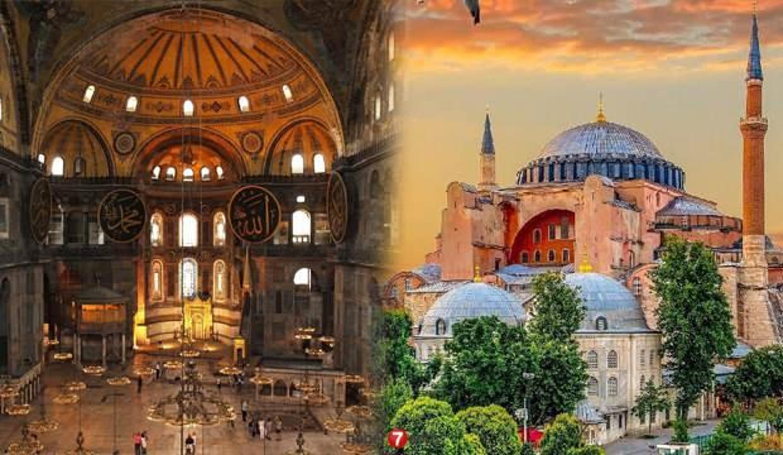 Ayasofya cami imam kim oldu? İşte merak edilen Ayasofya'nın imamı ve müezzini