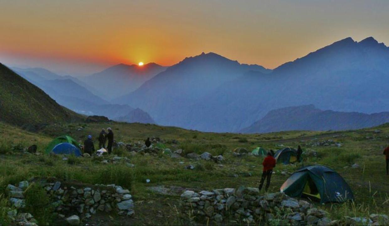 Dört mevsimin bir arada yaşandığı Cilo Dağı'nda tırmanış