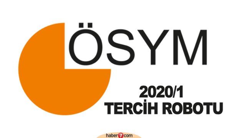 ÖSYM 2020/1 KPSS tercih robotu: Mülakatsız memur alım süreci başladı!