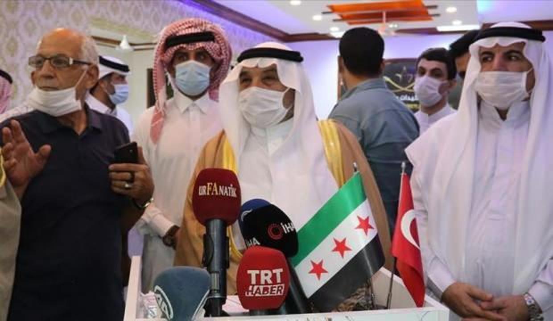 Aşiret temsilcilerinden YPG'ye tepki, Türkiye ve Erdoğan'a teşekkür