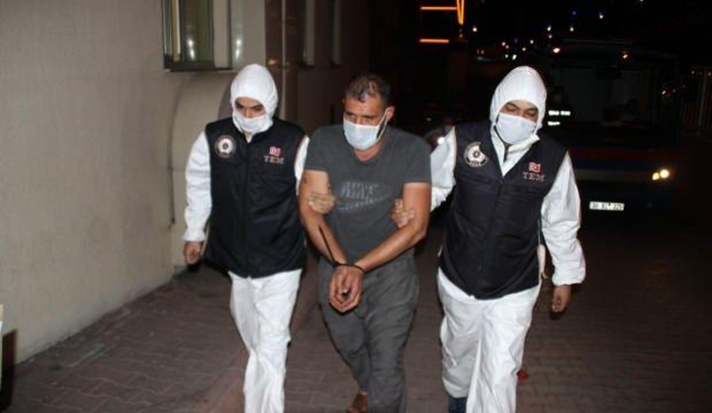 Kayseri'de terör operasyonu: Çok sayıda gözaltı var