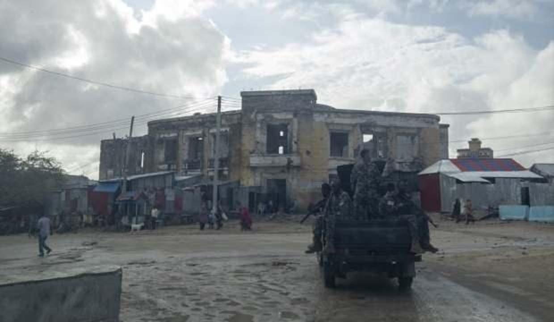 Somali'de patlama: Çok sayıda ölü