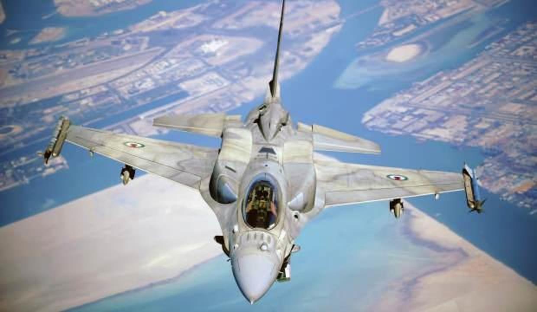 Doğu Akdeniz'de kriz üstüne kriz: BAE'ye ait F-16'lar Yunanistan'a indi