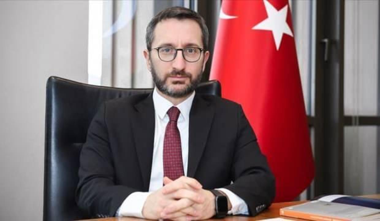 Devlete 'katil' diyenlere Fahrettin Altun'dan tepki
