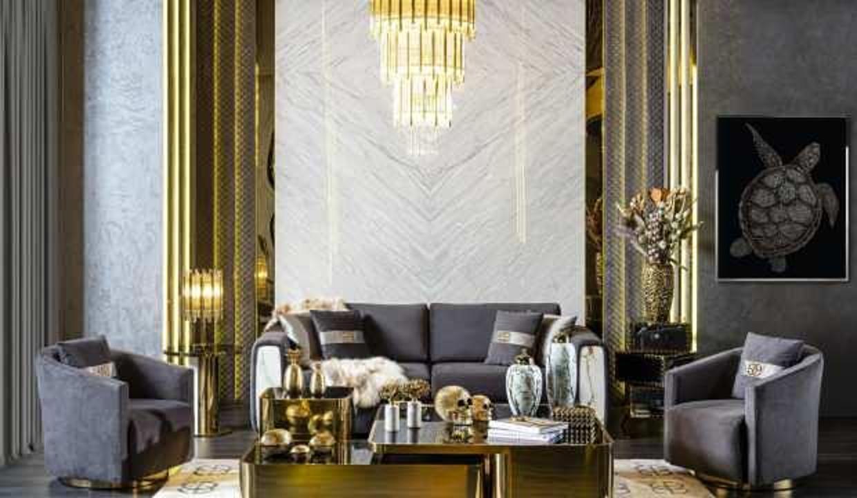 Tutku dolu maviliğin ortasında Elve Luxury ışıltısı!