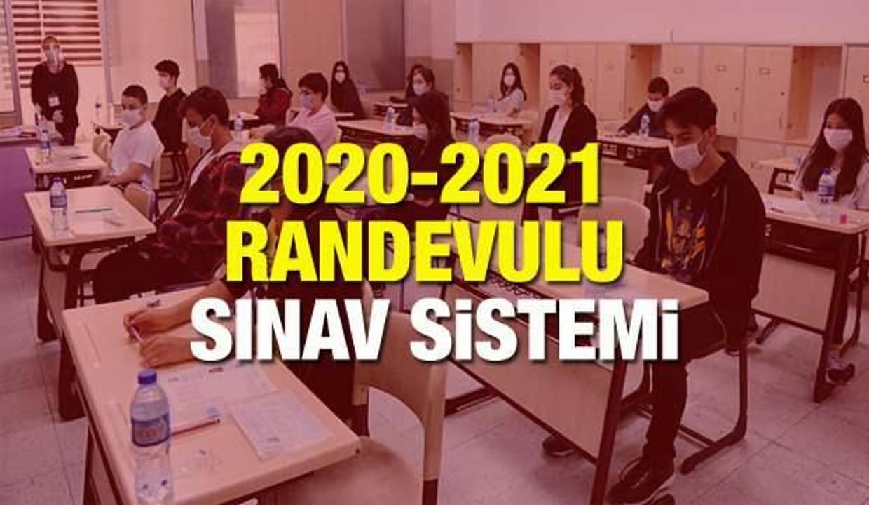 Randevulu sınav sistemi: MEB yeni eğitim yılında sınavlar okulda mı uzaktan mı yapılacak?
