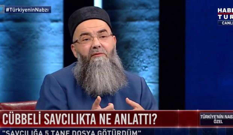 Cübbeli Ahmet Hoca emniyete verdiği ifadesini anlattı