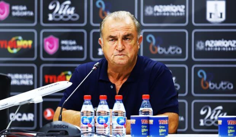 Fatih Terim: Lazio'nun çok iyi bir kadrosu var