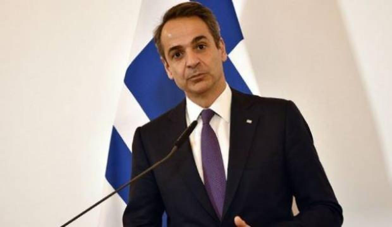 Yunanistan Başbakanı Miçotakis: Şimdi sıra diplomaside