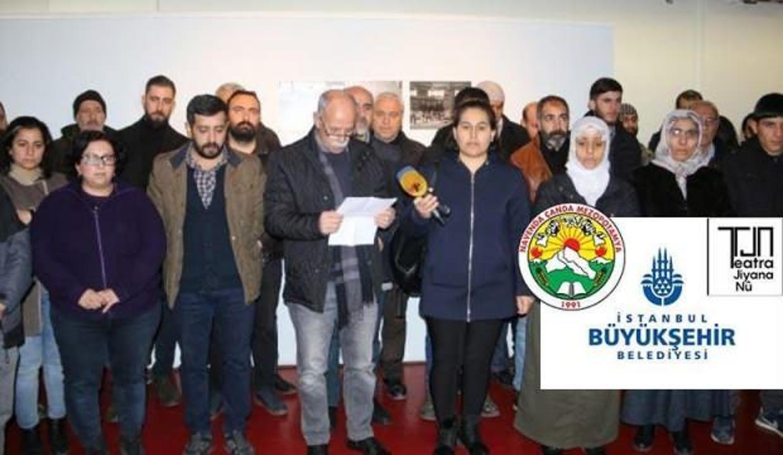 İBB, PKK'nın tiyatro grubuna sahne tahsis etti: Valilik soruşturma başlattı