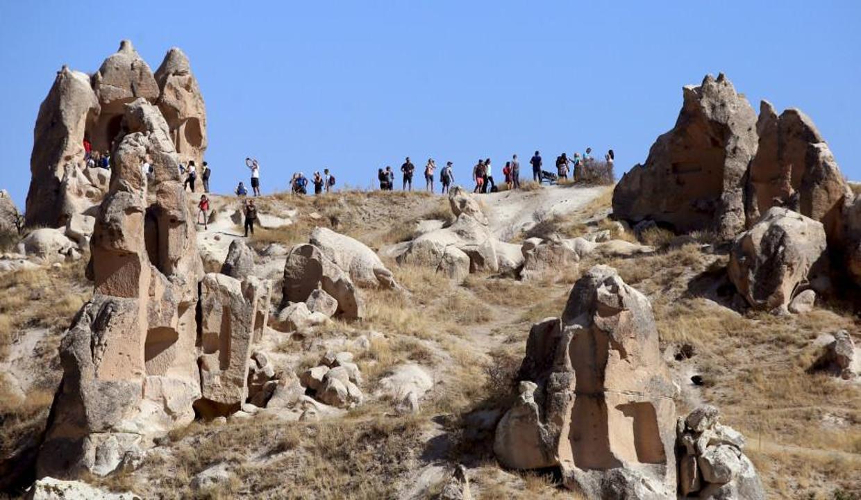 Pandemide turizmin gözdesi Kapadokya