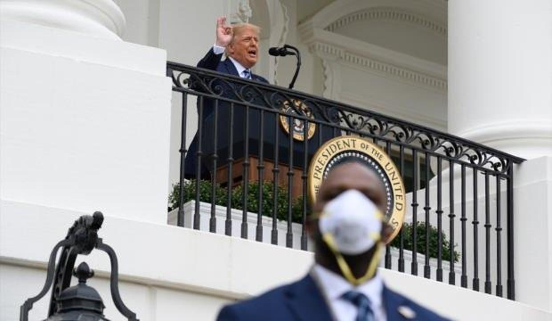 Borsalardaki yükseliş Trump'ı coşturdu