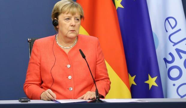Merkel'den korkutan Koronavirüs açıklaması