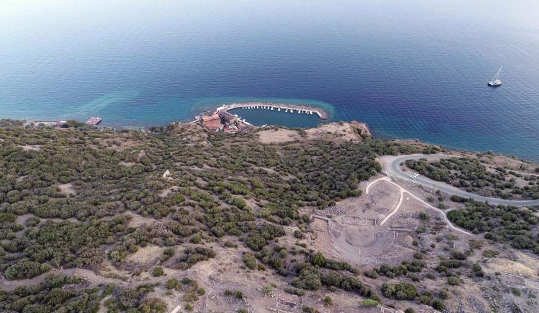 Ölümsüz kent Assos'a ziyaretçi akını