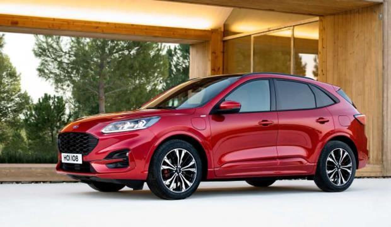 Yeni Ford Kuga'ya Euro NCAP'ten 5 yıldız