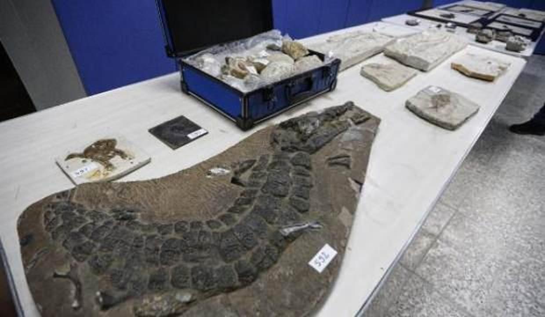 Adnan Oktar'ın kaçak fosilleri 417 milyon yıl öncesine ait çıktı