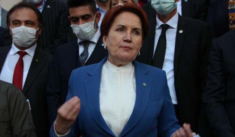 Akşener'den iddialara cevap geldi: Hiçbir parti ile anayasa çalışmamız yok