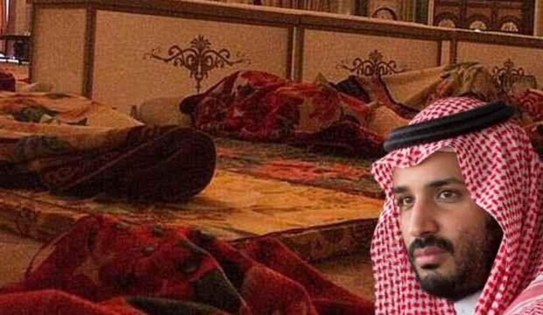 İngilizler Prens Selman'ı kızdıracak gelişmeyi yayımladı