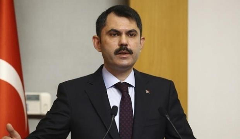 Bakan Kurum: İzmir'de 5 bin konutumuzun projelerini hazırladık
