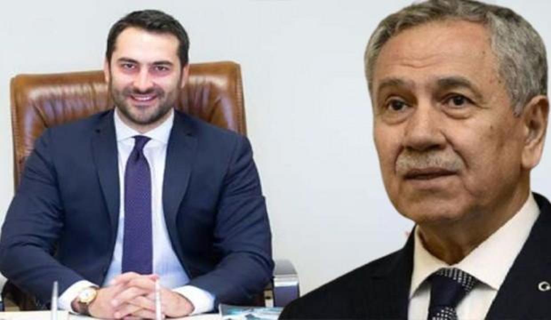 Bülent Arınç'ın oğlundan istifa yorumu: Tek bir reis var