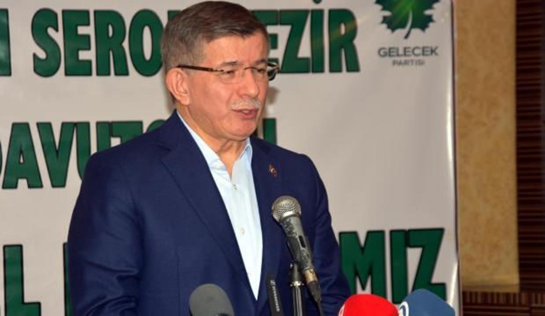Davutoğlu'na siyasilerden 'geçmiş olsun' telefonu