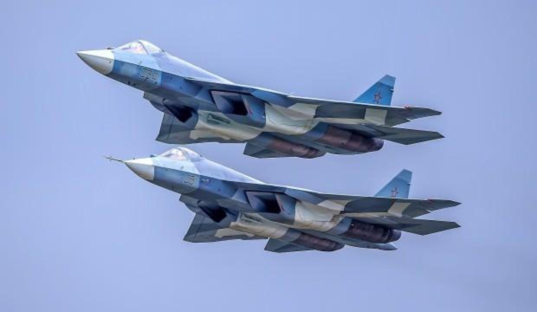 İmzalar atıldı! Su-57'nin ilk yabancı müşterisi belli oldu