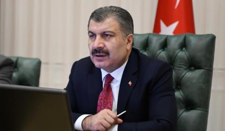 Sağlık Bakanı Koca, 10 ilin sağlık müdürüyle salgınla mücadeleyi değerlendirdi