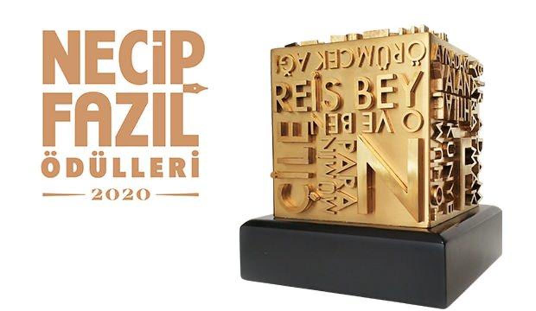 2020 Necip Fazıl Ödülleri açıklandı